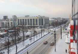 В Прикамье температура воздуха будет на 4 – 6 градусов выше нормы