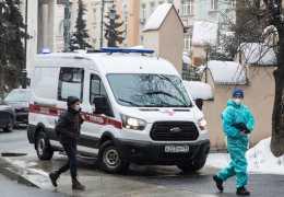 За сутки в России выявлено 22 857 новых случаев заражения COVID-19