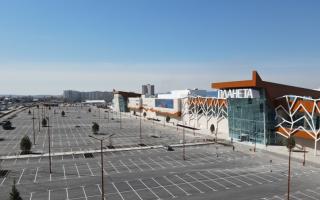 «Планета»: первые кадры накануне открытия самого крупного ТРЦ Перми