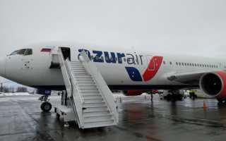 Авиаперевозчики получили допуск на рейсы из Перми в 5 зарубежных городов