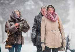 В Пермский край возвращаются 30-градусные морозы