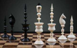 Выбираем шахматы