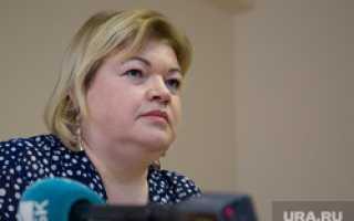 Опальный экс-министр Пермского края получила новый статус