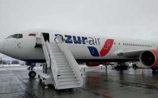 Выдано разрешение на полеты из Перми в Болгарию и Китай
