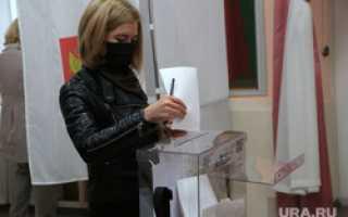 СКР: на пермских выборах подделали итоги голосования