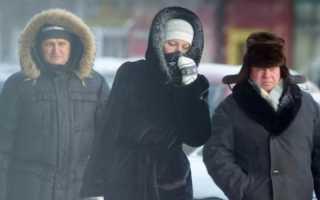 МЧС предупреждает жителей Пермского края об аномальных холодах