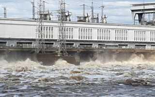 В Камской ГЭС сообщили, что повреждения бетона не влияют на прочность