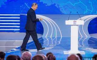 «Единая Россия» готовит площадку для важного заявления Путина