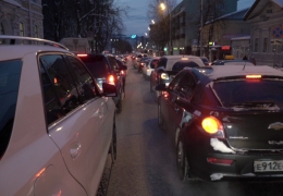 Пермские приставы за год взыскали с автолюбителей более 25 млн рублей