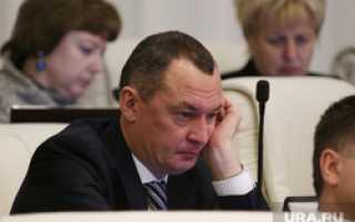 Источник: пермский депутат Госдумы отказался от борьбы за мандат