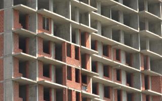 В Перми достроят еще два проблемных дома
