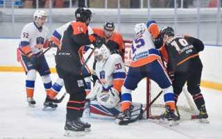 «Молот-Прикамье» проиграл в домашнем матче хоккеистам из Санкт-Петербурга