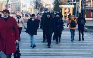 Жители Пермского края существенно снизили расходы в 2020 году