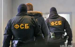 Сотрудники ФСБ пришли в пермское министерство