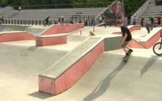 «Экстрим-парк» в Перми возводили без разрешения на строительство