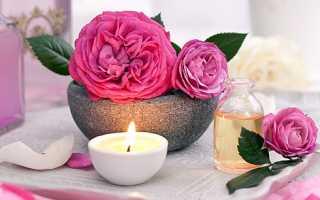 Эфирное масло розы дамасской — применение и свойства