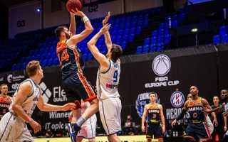Баскетболисты «Пармы» выиграли первый матч в Кубке ФИБА