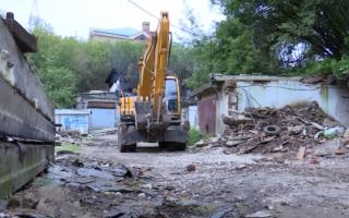 Прокуратура Прикамье утвердила обвинение за снос гаражей в м/р Разгуляй
