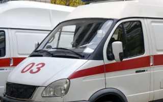 В Перми 35-летний мужчина упал с крыши пятиэтажного дома