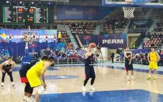 Сборная России обыграла Северную Македонию в матче чемпионата Евробаскет — 2022