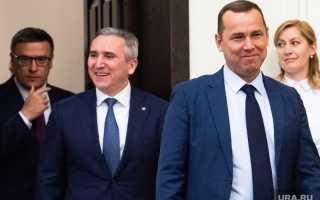 ВПитере пройдет конкурс для губернаторов