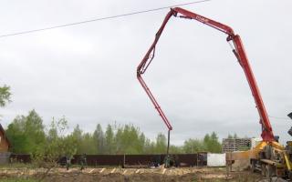 В Перми выданы разрешения на два многоквартирных дома