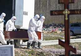 Прогнозируется рост смертности из-за британского штамма коронавируса