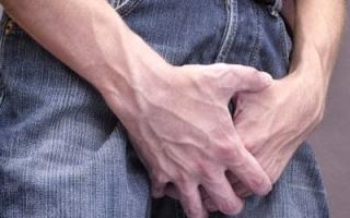 Причина рези при мочеиспускании у мужчин