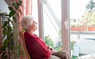 Особенности выбора частных домов для престарелых в Москве