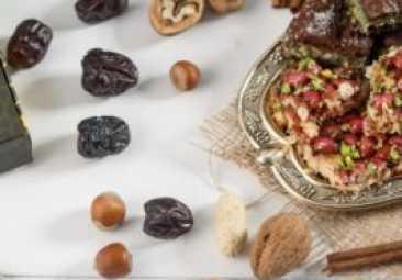 Восточные сладости: как правильно выбрать?