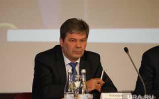 Бывший пермский вице-премьер в суде переложил вину на Решетникова. «Исполнял поручения губернатора»