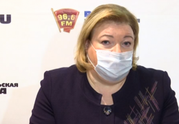 Оксана Мелехова вернулась в Министерство здравоохранения Пермского края