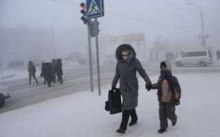 Ночь на 11 февраля стала самой холодной за последние 4 года в Перми