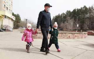 С 2021 года в Пермском крае изменится размер выплат семьям с детьми от 3 до 7 лет