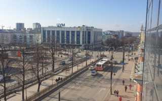 +219, ремонт сквера и пути объезда ул. Попова. Главное в крае за выходные