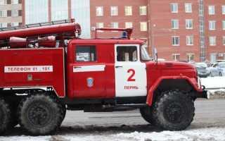 В Перми на задымление в торговом центре Ива выехали 18 пожарных