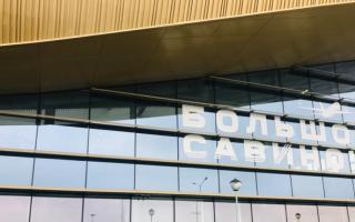 Загруженность первого рейса Пермь – Баку составила 72%