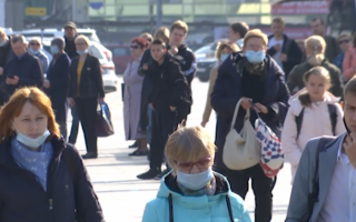 В Пермском крае заболеваемость пневмонией в 2020 году выросла в 2,2 раза