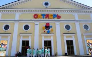 Судебные приставы вновь опечатали развлекательный центр «Октябрь»