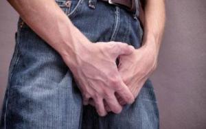 дискомфорт в области паха и яичек у мужчин