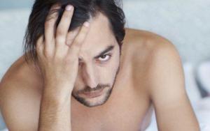 плохая эрекция из-за простатита