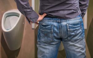 прерывистое мочеиспускание у мужчин